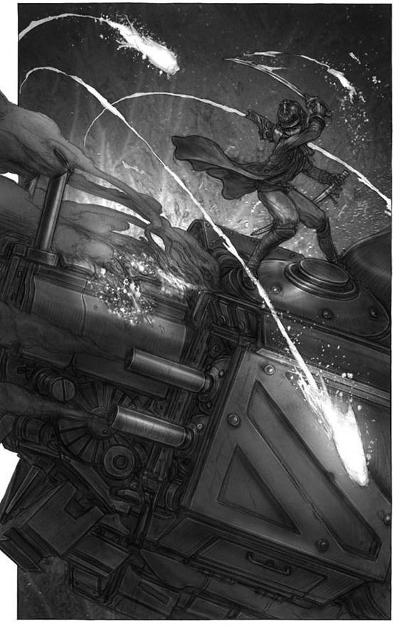 Scott Westerfeld - trilogie Leviatan