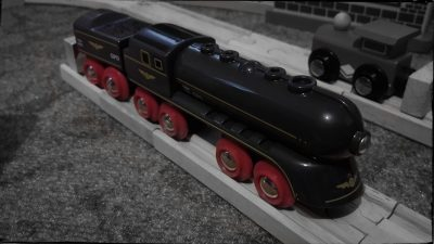 steampunk.cz brio lokomotiva