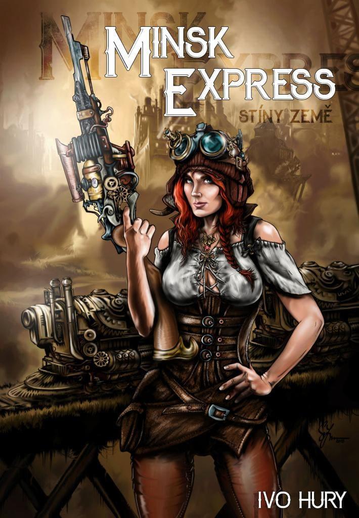 Ivo Hury, Minsk Express