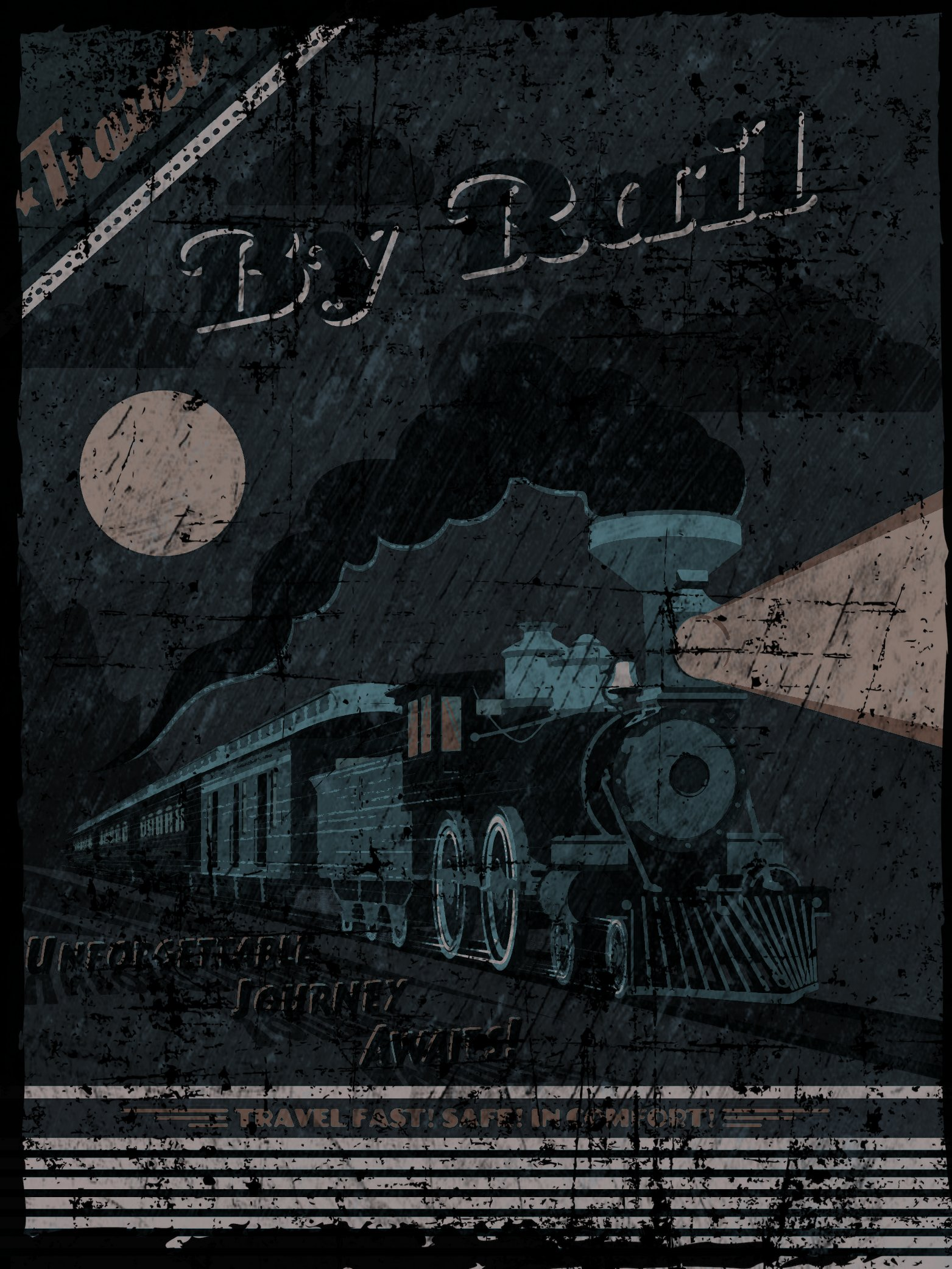 SteamPunk plakát
