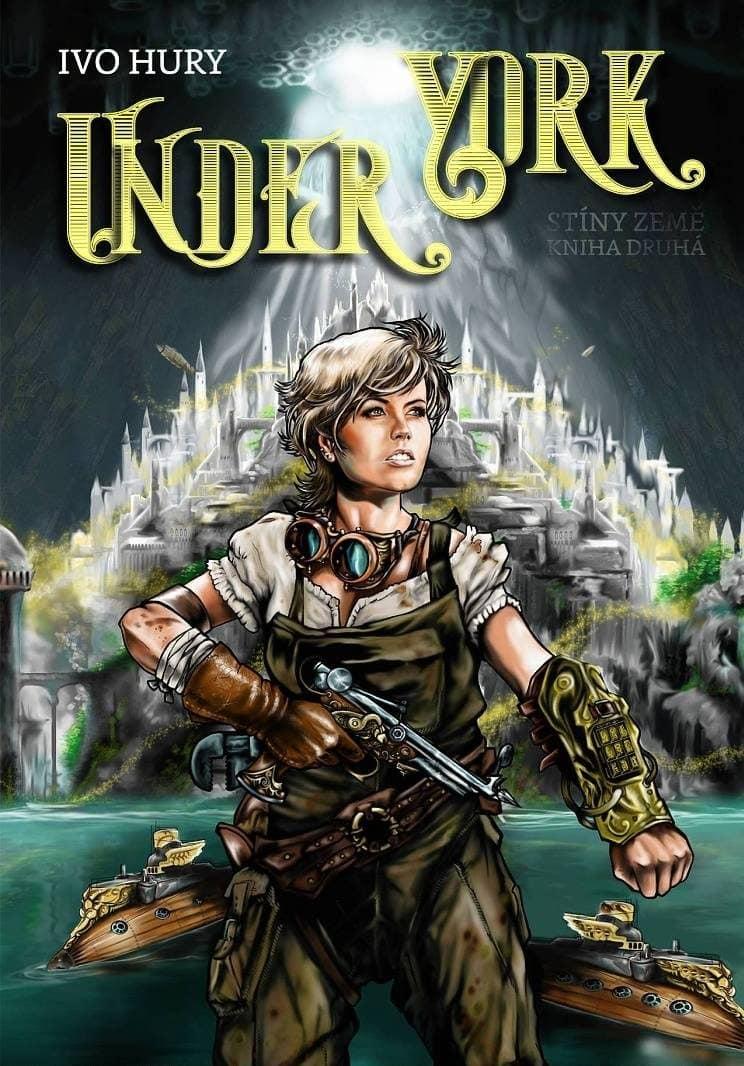 Kniha Under York